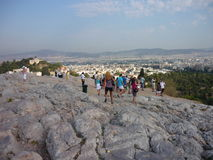 Athen, Griechenland Stockbild