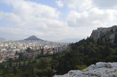 Athen Griechenland lizenzfreie stockfotos