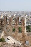 Athen Griechenland Stockfotografie