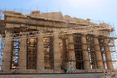 Athen& x27; Partenon de s Foto de Stock