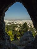 Athen-Ruinen Stockbilder