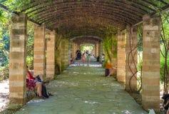 Athen-Staatsangehöriggarten Lizenzfreie Stockfotografie