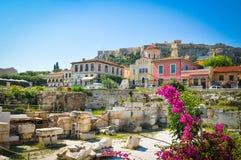 Athen-Stadt, Griechenland Lizenzfreie Stockfotos