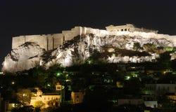 Athen-Stadtbild Lizenzfreie Stockfotografie