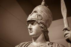 Athena the ancient Greek goddess Royalty Free Stock Photos