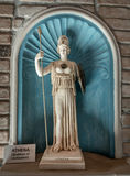 Athena the ancient Greek goddess Royalty Free Stock Image