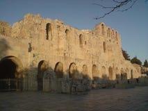 Athena - Griekenland - Pantheon Stock Afbeeldingen