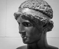 Athena Lemnia the ancient Greek goddess Stock Photos