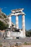 Athena Sanctuary Royalty Free Stock Photography