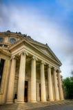 Το ρουμανικό Athenaeum Στοκ εικόνα με δικαίωμα ελεύθερης χρήσης