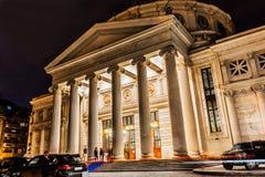 Athenaeum Immagini Stock