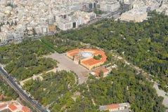 Athene Royalty-vrije Stock Fotografie
