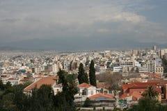 Athene Stockfoto