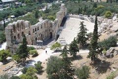 Athene - Griekenland royalty-vrije stock foto's