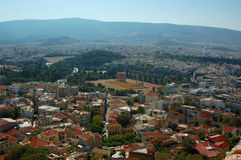 Athene, Griekenland Stock Foto's