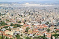 Athene, Griekenland Stock Foto