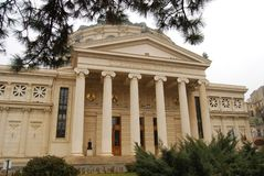 Atheneum stock image