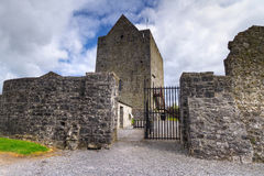 Athenry Castle in Co. Galway Royalty Free Stock Images