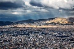 athens Греция Стоковое Изображение