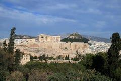 athens Греция Стоковые Изображения RF