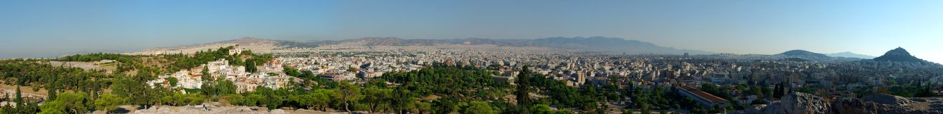 Athens Royalty Free Stock Photos