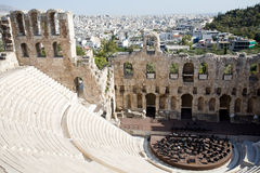 Athens Arkivfoton