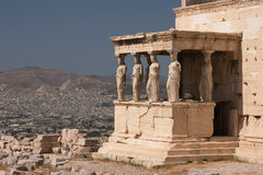 Athens, Acropolis Royalty Free Stock Photography