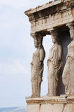 Athens Acropolis Royalty Free Stock Photos