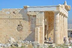 Athens Acropolis Stock Photography
