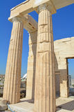 Athens Acropolis Royalty Free Stock Photography
