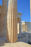 Athens Acropolis Stock Images