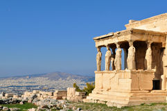 Athens Acropolis Greece. Travel Europe Royalty Free Stock Image