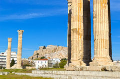 Athens antiquities Stock Images