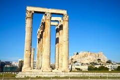 Athens antiquities Stock Image