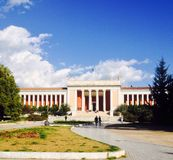 Athens archaeological museum Stock Photography