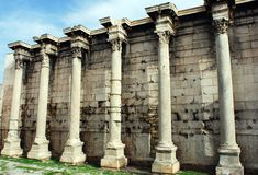 Athens Archaeology Stock Photography