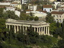 Athens. The beautiful greek capital athens Stock Photo