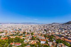 Athens City Stock Images