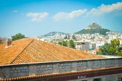 Athens city, Greece Royalty Free Stock Photo