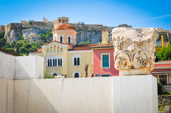 Athens city, Greece Royalty Free Stock Images