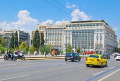 Athens city, Greece Stock Images