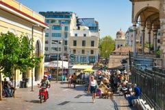 Athens city, Greece Stock Photos
