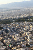 Athens city view Stock Images