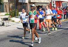 Athens Classic Marathon Royalty Free Stock Photo
