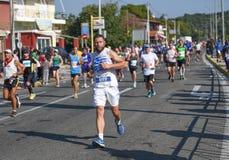 Athens Classic Marathon Royalty Free Stock Photos