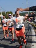 Athens Classic Marathon Stock Images