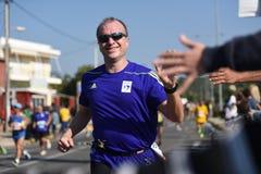 Athens Classic Marathon royalty free stock image