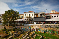 Athens. Royalty Free Stock Photography