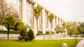Athens Court of Appeal Prosecutors Office royalty free stock photos