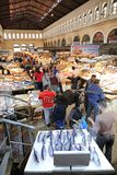 Athens Fish Market Royalty Free Stock Image